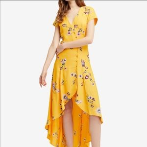 Free People lost in you dress